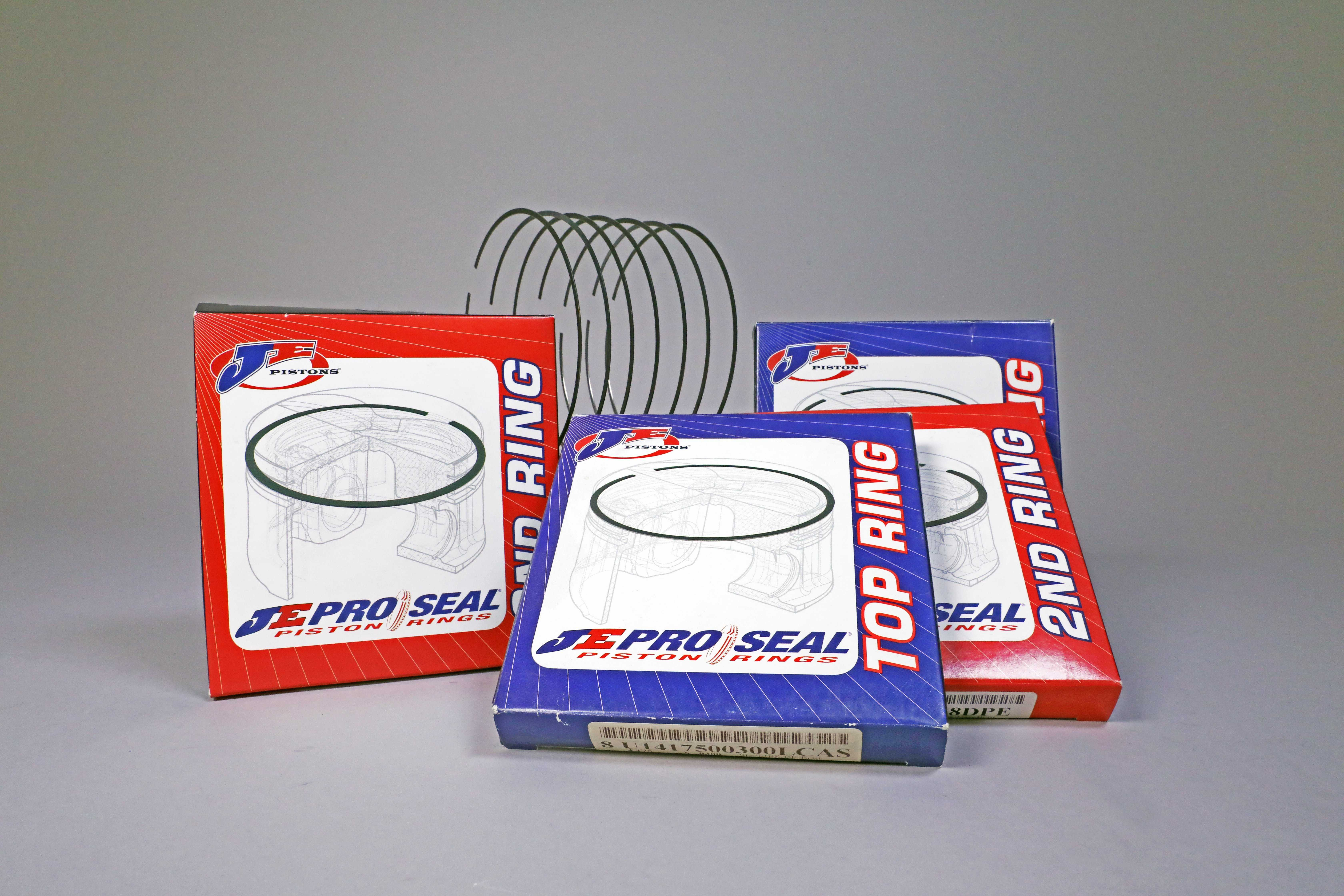 Piston Ring Materials Explained
