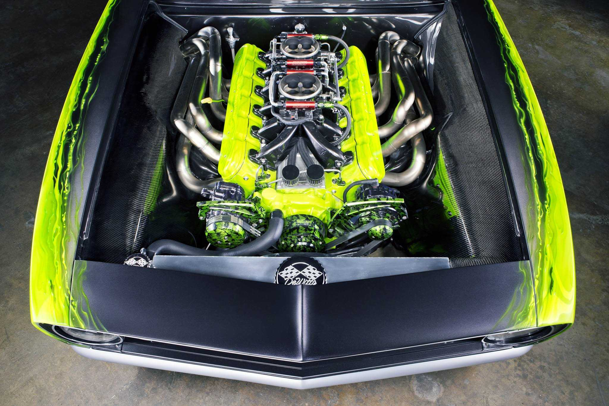 Meet The World's Only V12, LS-Powered Camaro