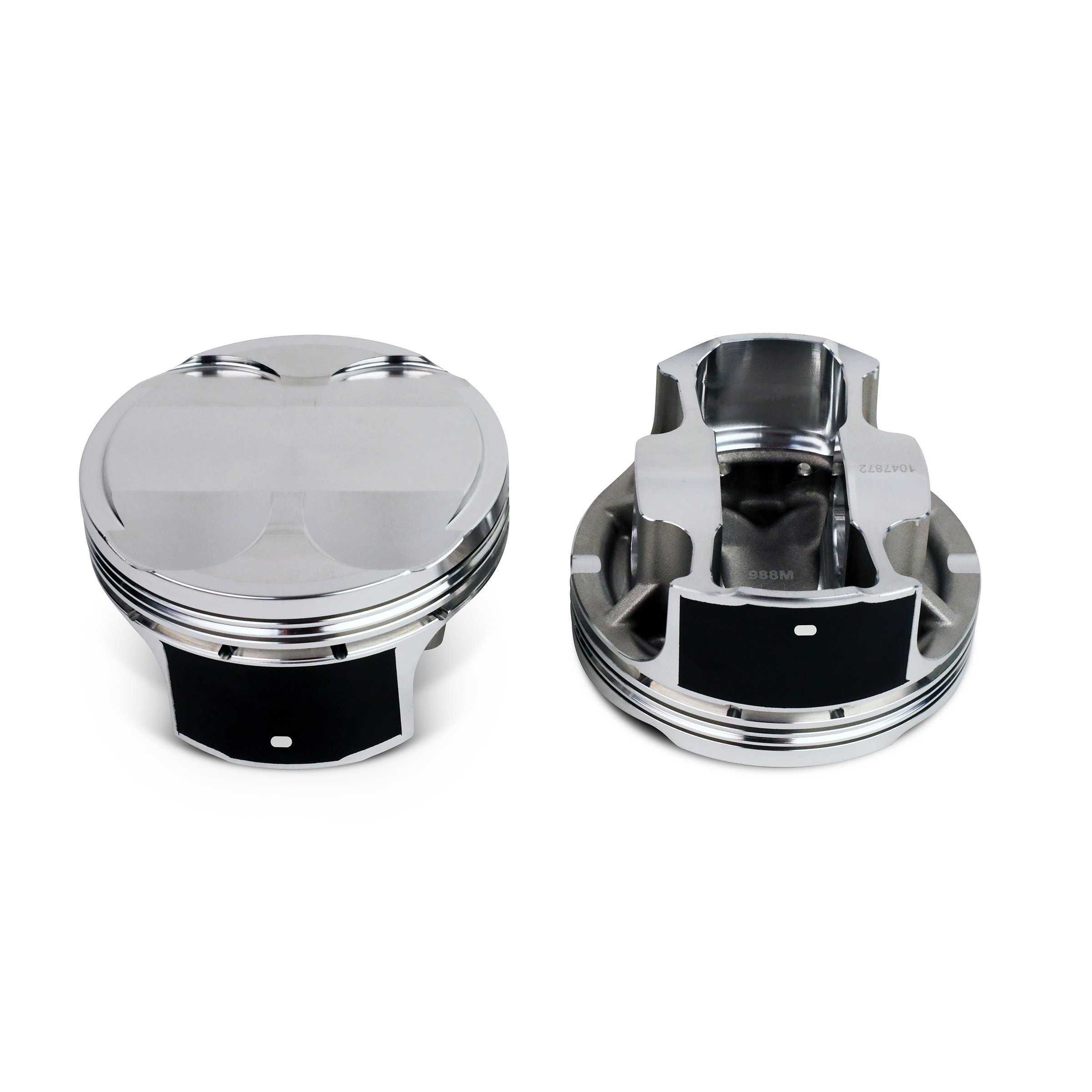 Introducing JE's 2018 Ford Coyote 5.0L Pistons.
