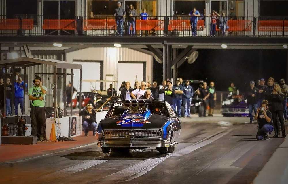 Snyder Motorsports Unveils New Top Sportsman Camaro