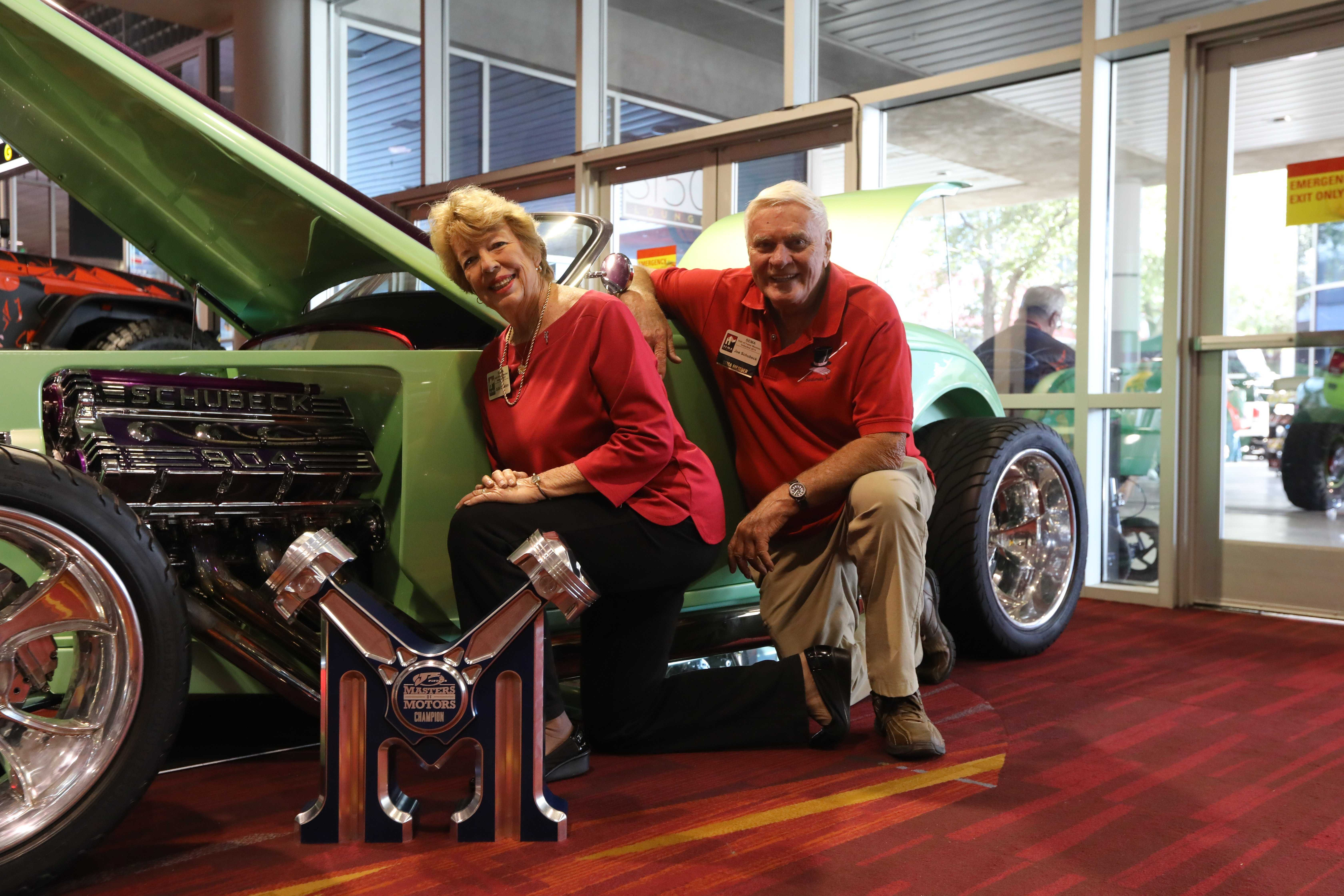 First-Ever Masters of Motors Winners Announced!