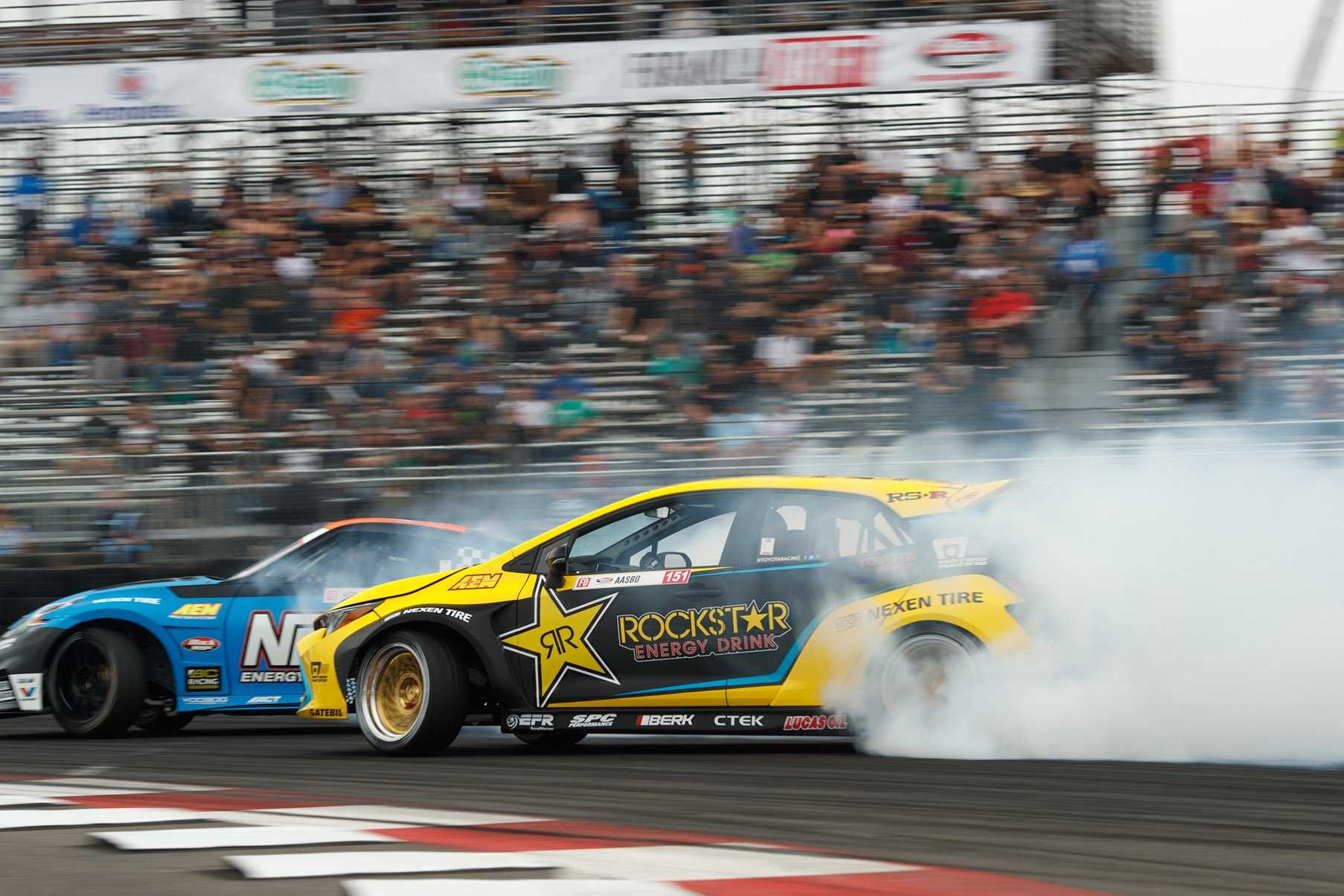 Getting Sideways With Formula Drift Champion Fredric Aasbo