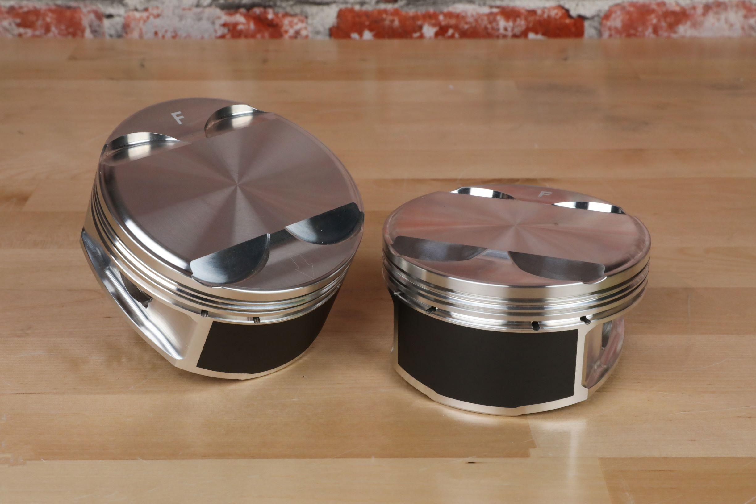 V-Twin Power: Performance Forged Pistons for Harley-Davidson Milwaukee-8 Engines