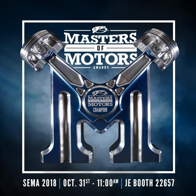 Top 25 Masters of Motors Finalists Announced!