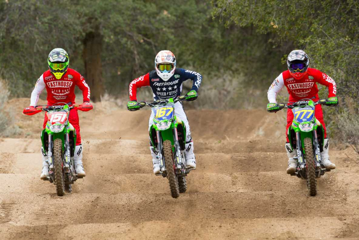 MX Meets Off-Road: Precision Concepts Racing and their 2019 KX450 Machines
