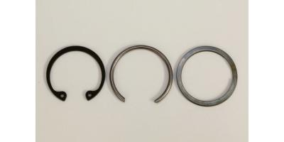 Wrist Pin Locks: Different Styles and How To Install Them