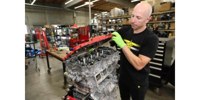 Video: Disassembling a 1,000HP Drift Engine with Stephan Papadakis