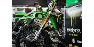 Clean Sweep for JE Pistons at San Diego Supercross