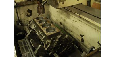 Building a Dirt Modified Racing Engine