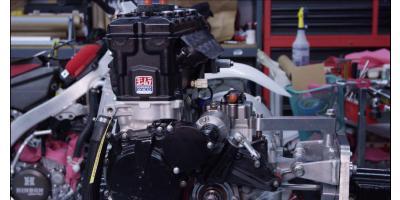 Yoshimura Engine Development featuring JE Pistons