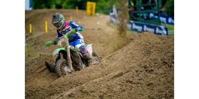 Cianciarulo Kick Starts Pro Motocross Season with Back-To-Back Wins