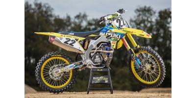 JE Pistons Continues Partnership with JGRMX / Yoshimura / Suzuki Factory Racing