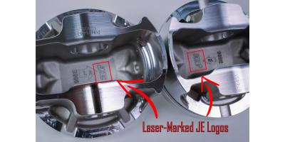 A Reference Guide to JE Auto Piston and Ring Markings