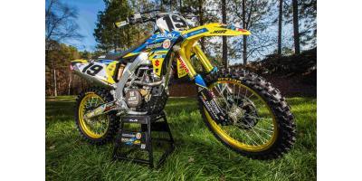 Autotrader/Yoshimura/Suzuki Factory Racing Team Spotlight: Coy Gibbs