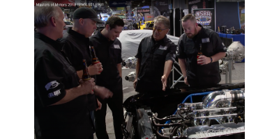 Masters of Motors Episode 1: SEMA 2018