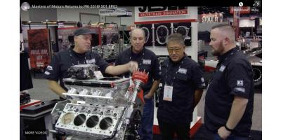 Watch Masters of Motors Episode 2 Here! (PRI Show 2018)