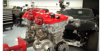 Papadakis Racing Builds the First 1,000hp 2020 Supra Engine!