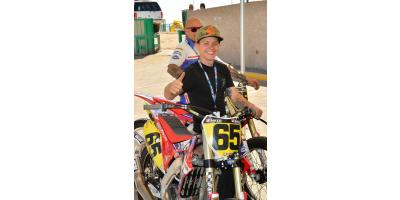 Cory Texter: American Flat Track Racing Extraordinaire