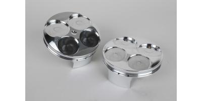 Forged Pistons for Your Dirt Bike: JE Pro Series Advantage