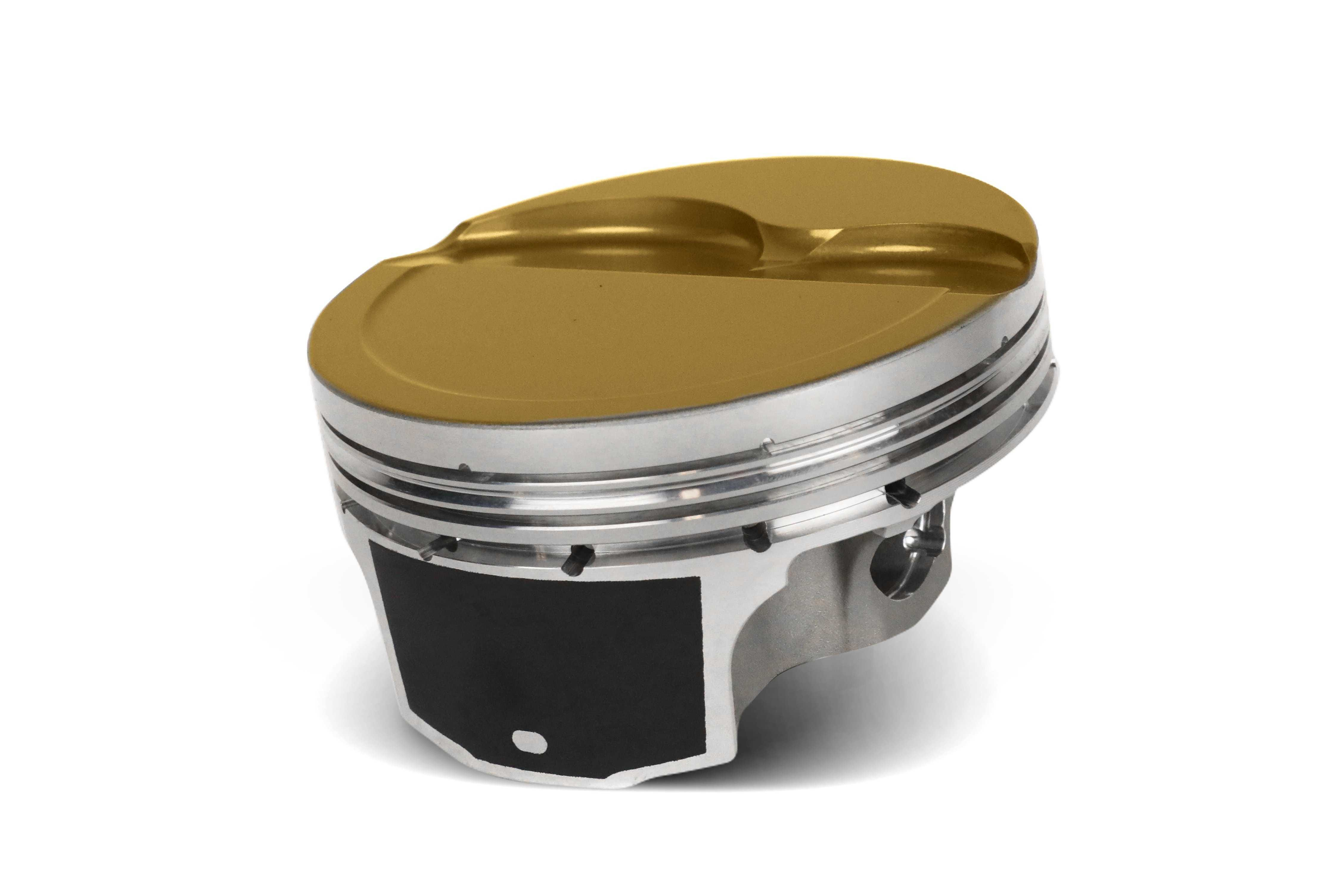 Aligned Grain Flow Technology is used exclusively in Je Pistons' new Ultra Series.