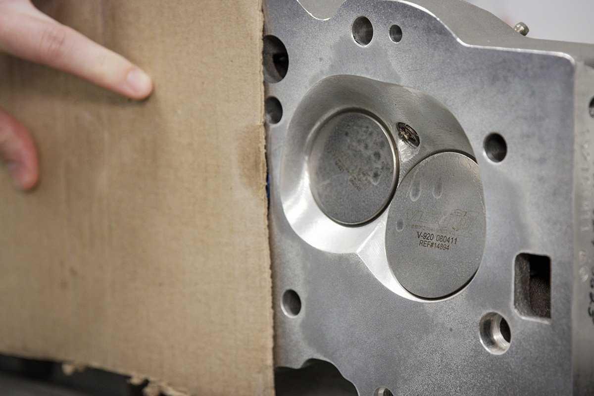 How Digitizing Your Combustion Chamber Maximizes Piston Design
