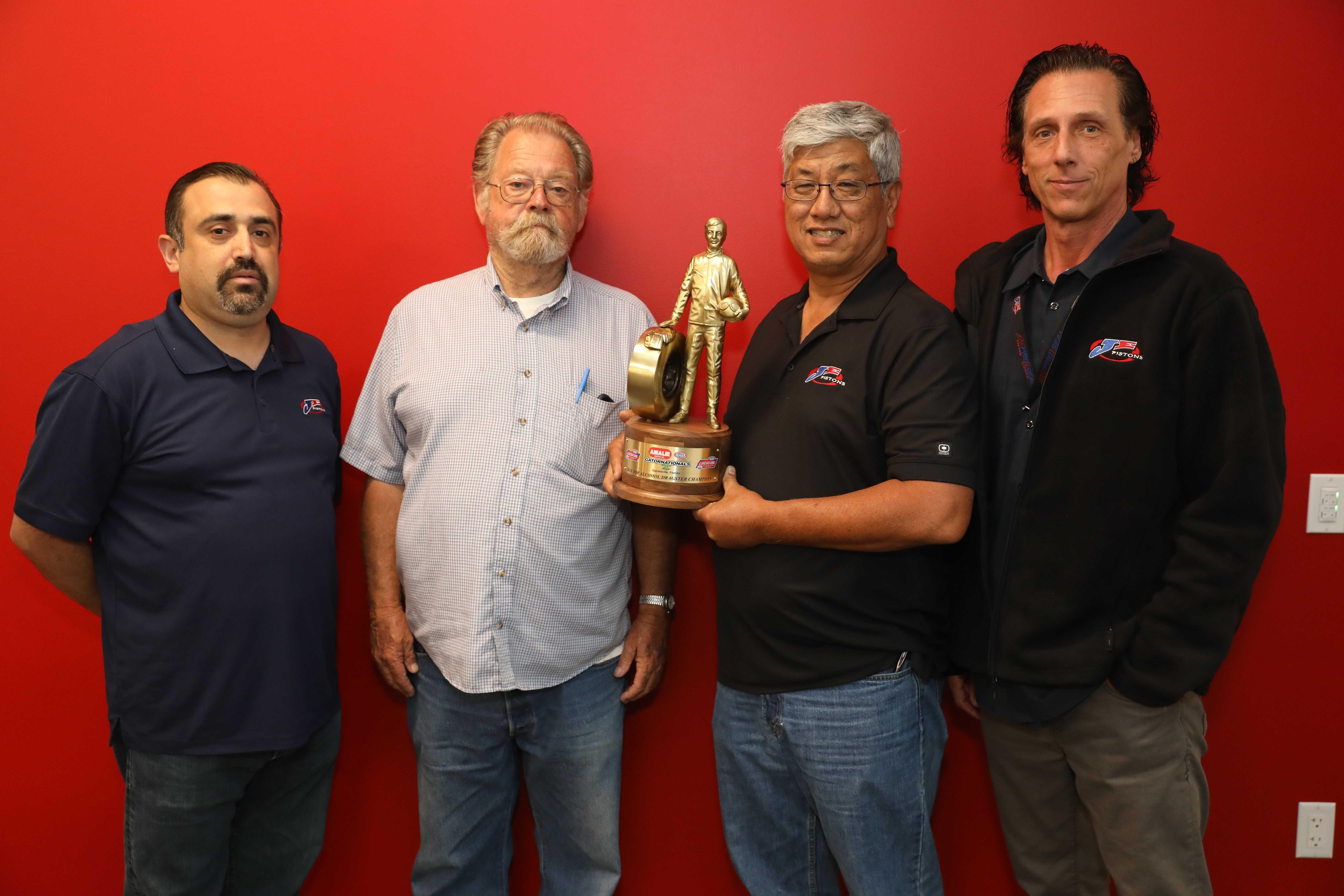 Racer Spotlight: NHRA Top Alcohol Driver, Chris Demke